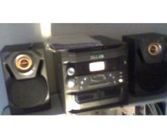 6 CD changer