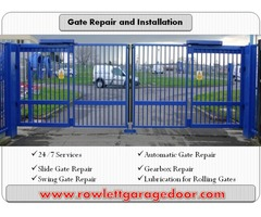 One of the Leading Automatic Gate Repair Service 75087