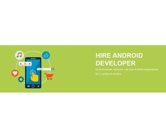 Hire Android App Developer By Xicom