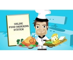 The Easiest way to your food online order system