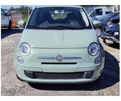 2012 Fiat POP