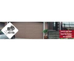 Garage Door Installation New York