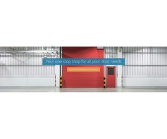 Commercial Garage Doors in New York