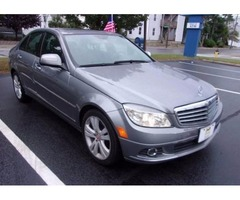 "2OO9 Mercedes-Benz C300 4-matic Luxury Class Sedan ""LOW MILES"""