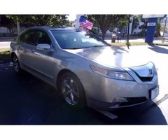 2O1O Acura TL SH-AWD/Nav/Tech/EVERYONE is APPROVED