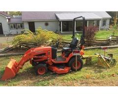 2014 Kubota tractor