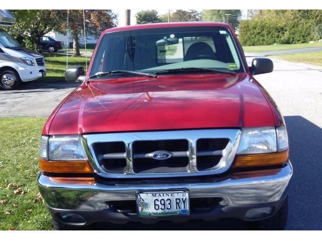 2000 Ford Ranger Xlt 4x4 Trucks Commercial Vehicles Brewer