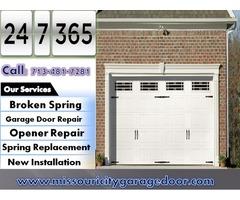 Garage Door Opener Installation and repair Missouri City, Houston