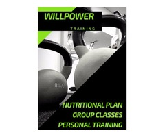 PERSONAL TRAINER AND NUTRITION