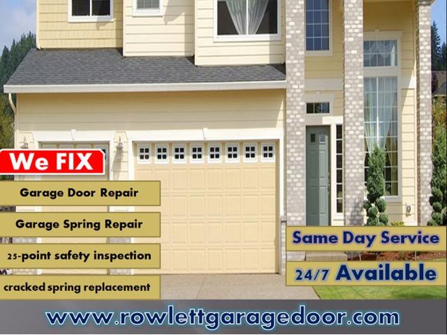 expert same day garage door repair rowlett tx household