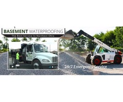 Residential and Commercial Basement Waterproofing