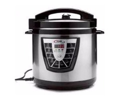 Power pressure cooker pro brand new and canner