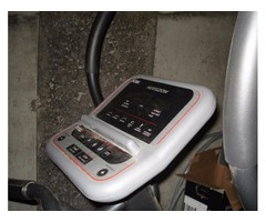 Eliptical fitness workout machine