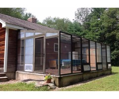 Greenhouse/sunroom for sale