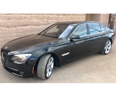 2011 BMW 7-Series ActiveHybrid 750Li