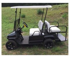 New Par Car Legacy Electric Golf Cart Black
