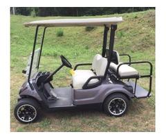 2013 Yamaha Drive Gas Golf Cart Mauve