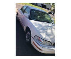 2002 Buick park ave