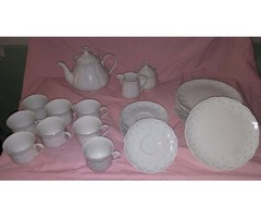 Seltmann Wieden China Tea Set