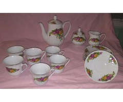 Vintage Regent China Tea Set