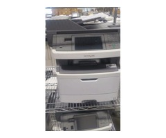 Lexmark XS463de Monochrome Laser - Printer / copier / scanner