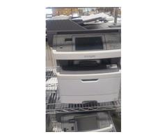 Lexmark XS463de Monochrome Laser - Printer / copier / scanner