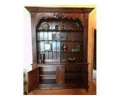 Henredon Wall Unit/Bookcase