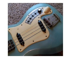 1961 Hagstrum Baby Bass