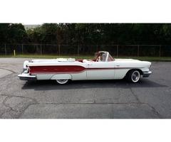 1958 Pontiac Other Convertible Tri Power