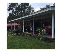 Beautiful home/6 acres in lamar county ms