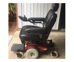 Pronto m41 power chair