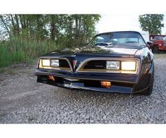 1977 Pontiac Trans Am SE Y81