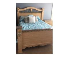 Bedroom Furniture -4 piece - Queen (Ashley)