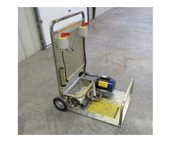 Power carpet puller