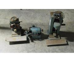 Vintage National key machines