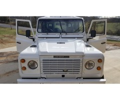 1988 Land Rover Defender County