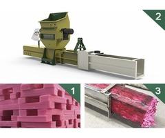 GREENMAX ZEUS series surface melting machine