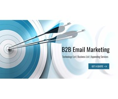 Email Marketing Company – Business Mailing List & Technology Users Email List
