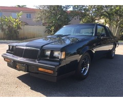 1986 Buick Grand National | free-classifieds-usa.com