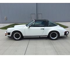 1983 Porsche 911 Targa