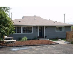 Valley home situated on a large corner double lot
