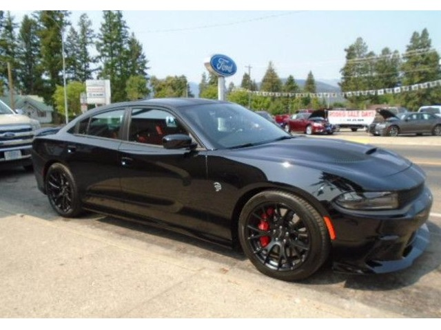 2017 Dodge Charger Srt Hellcat >> NEW 2016 Dodge Charger SRT Hellcat RWD Sedan - Sports Cars - Libby - Montana - announcement-79642