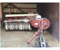 International Harverster Baler