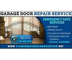 24/7 Gate Opener repair | Gate Repair | 972-402-5550