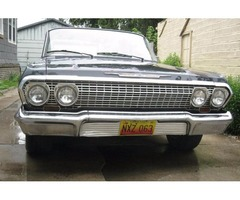 1963 Chevrolet Bel Air 2-Door Sedan