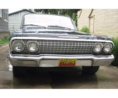 1963 Chevrolet Bel Air 2-Door Sedan
