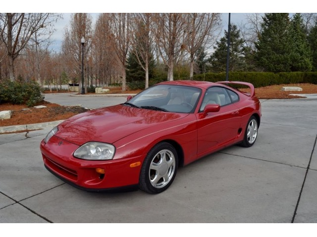 Superb 1994 Toyota Supra Twin Turbo Hatchback 2 Door