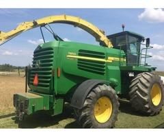 2008 John Deere 7850 Pro Drive Harvester For Sale