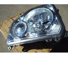 Jeep Liberty Headlight