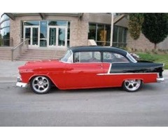 1955 Chevrolet Delray For Sale